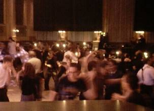 Lindy Hop at Nalen